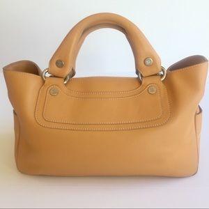 Celine Boogie Bag Caramel Leather Nordstrom $990